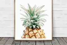 House of Fruit / Fruit decor inspirations for your home
