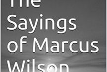 Books Worth Reading / by Marcus Wilson