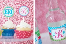 Lilly Inspired Party Ideas