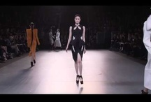 Fall 12 Runway Video / by Obi Elledge