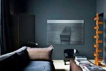 Living rooms - dark