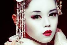 Around the World - Japan / by Purple Moon Designs Hair Jewelry