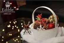 Holiday Decorating with Fruit / Festive ideas for winter holiday decorating, Christmas parties, and New Year's Eve... featuring FRUIT! / by Edible Arrangements