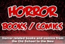 Horror Books & Comics