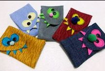 Kids / Sewing projects for kids! Great gift ideas too!