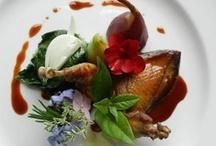 Restaurant in the lemon house / Michelin starred restaurant
