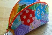 Hexies / Hexie Love! Ideas and inspiration for using hand or machine sewn hexies, large and small.