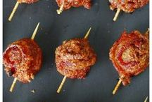 Tailgating Recipes / All the meaty, greasy, nacho-y, chicken wing-y recipes you need to make your game day tailgating party a delicious success.  / by Courtney | NeighborFood