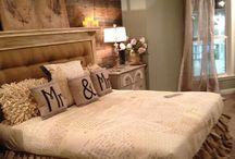 Bedroom Decor Ideas / by Darcy Salser Miller