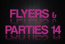 Flyers e Festas 2014!