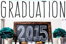 GRADUATION / by that BAMA girl•.¸¸.•♥