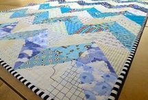 Baby quilts & Gifts / Quilts and gift ideas for the little ones! Cot quilts, play mats and baby shower ideas.