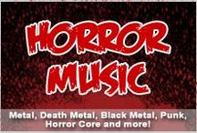 Metal/Music / Metal, Death Metal, Horror Punk and more music!!