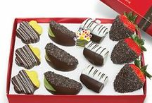 Fruit is Better Dipped in Chocolate! / Edible Arrangements® Real Chocolate Dipped Fruit™ inspires us to think about everything that is possible when fruit meets chocolate. Yummm
