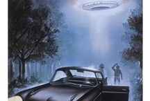 Paranormal, UFO& mysteries / Seres mitológicos, Mythological, UFO's, Ghosts, Paranormal, ...