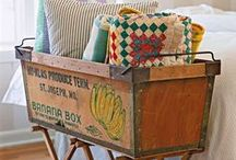 CRATES & BARRELS / All things crates, barrels / by that BAMA girl•.¸¸.•♥