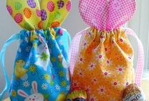 Easter Tutorials / Fun makes for Easter. Sewing and crafty free Easter themed tutorials from around the web.