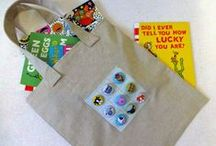 Back to School Tutorials / Free tutorials for sewing school themed projects.