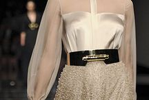 Formal Accessories - Belted Bodice