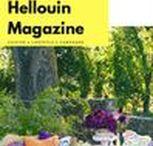 Magazine Hellouin Magazine / Tout l'art de vivre à la campagne dans ce magazine gratuit Lifestyle Cuisine Campagne
