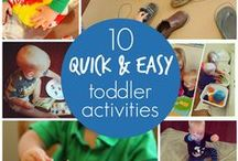 {teach} Toddlers / Educational activities and crafts for toddlers ages 1-2 years. / by Jenae {I Can Teach My Child!}
