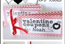 Valentines Day / Crafts for Valentine's day. / by Jenae {I Can Teach My Child!}