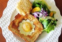 Breakfast/Brunch / Everything you could serve for breakfast or Brunch!