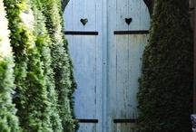 """Gates / """"Secret Garden"""" Gates!"""