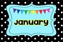 School - January
