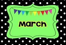 School - March