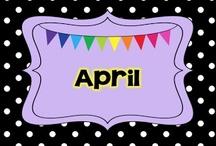 School - April