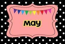 School - May