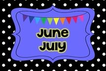 School - June/July