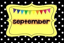 School - August/September