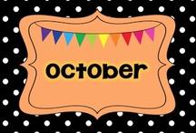 School - October