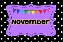 School - November