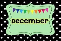 School - December