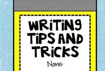 School - Writing