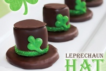 St. Patrick's Day / Holiday Food and Party Ideas in Green!