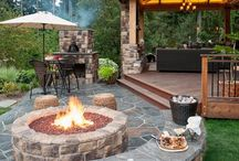 Outdoors & Entertaining there / Fun and Interesting Things to build, buy or repurpose for outdoor entertaining.