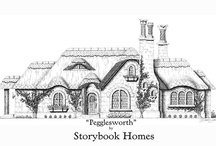 Storybook Homes / Inspirational cottage designs / by Storybook Homes