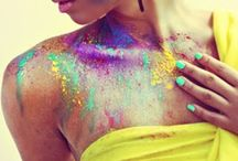 COLOR SHOCKED / by SHERIE