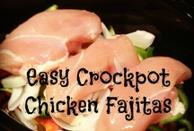 CROCKPOT:  Recipes and Ideas / Recipes for Crockpots and Slow Cookers:  Appetizers, Main Dishes, Sides, Desserts!
