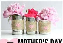 Mother's Day / Mother's day homemade gift ideas. / by Jenae {I Can Teach My Child!}