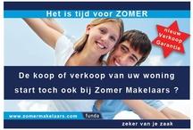 Zomer Makelaars / Coming soon