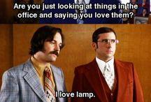 I Love Lamp / by Cara Norris