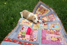 Handmade Quilts / Quilts I have made and other inspiring quilt projects.