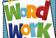School - Word Study