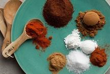 Homemade Seasonings, Condiments, Mixes / by Patricia Royal