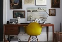 Home - Office / by Lauren Bloom